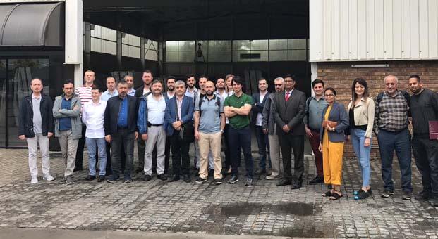 Türkiye Doğal Taş Sektörü temsilcilerinde üç ülkeye çıkarma