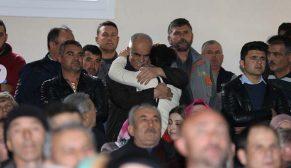 İzmir Kınık'ta 163 konutun hak sahipleri kura ile belirlendi