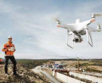 Dron yatırımının inşaat sektöründeki önemi