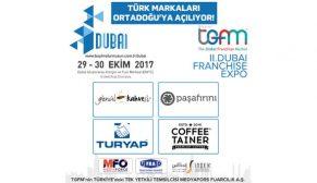 Dubai Franchise Fuarı 29 Ekim'de kapılarını açıyor