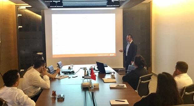 Danfoss Türkiye iş ortaklarına düzenlediği eğitimlere devam ediyor