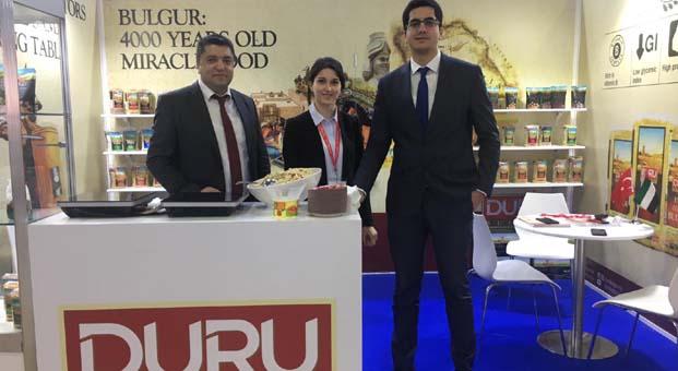 En İnovatif Sağlıklı Gıda ÖdülüDuru Bulgur'a geldi