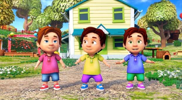 Looloo Kids'in içerikleri Türkçe olarak çocuklarla buluşacak