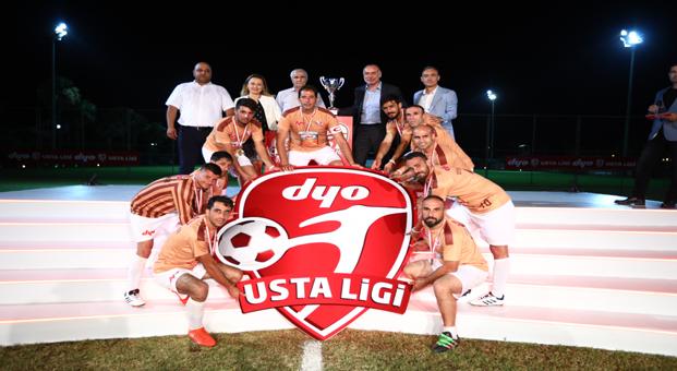 DYO Usta Ligi 2017 Türkiye şampiyonu oldu