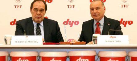 Türkiye yine 'Kırmızı-Beyaz' Dyo