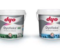 Dyofleks ve Dyofleks elyaflı ile çatılarda su sızmasına son