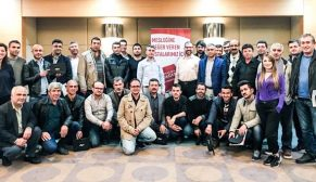 DYO 'Ustalığa Değer' projesi kapsamında Antalya'da ustalarla buluştu