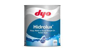 DYO'nun Hidrolux'ü ile pürüzsüz ve göz alıcı yüzeyler