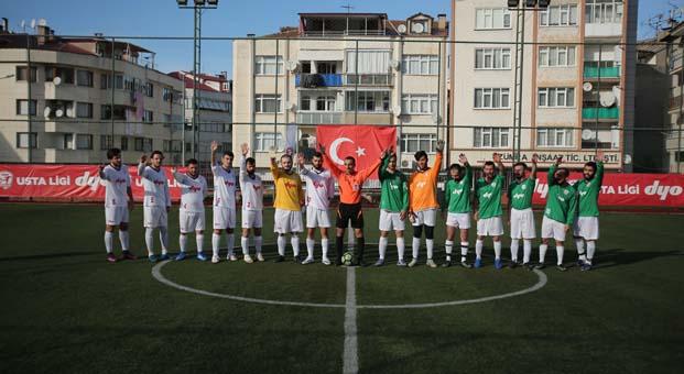 DYO Usta Ligi Trabzon İrtibat Bürosu finalisti belli oldu