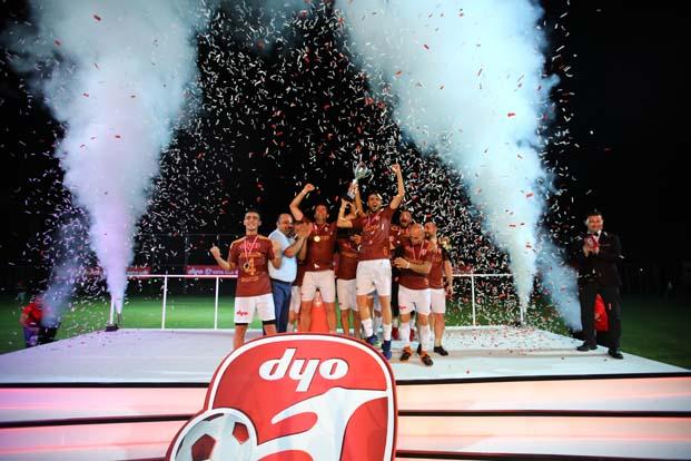 DYO Usta Ligi 2018 Türkiye Şampiyonası Antalya'da gerçekleşti
