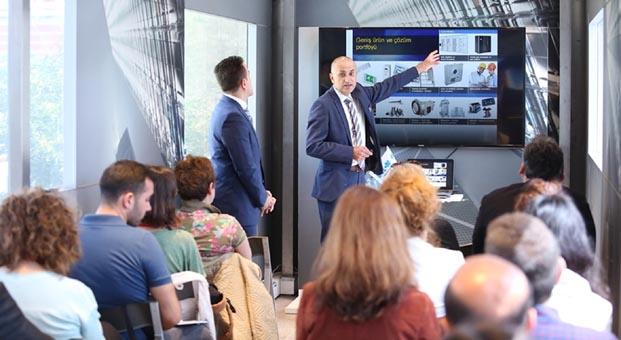 Eaton Mobil Teknoloji Günleri medya buluşması yapıldı