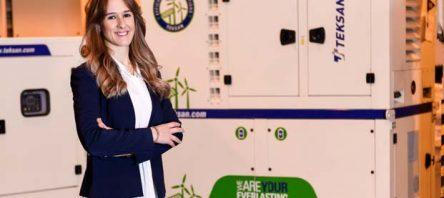 Mardin Güney Atıksu Arıtma Tesisi'nin enerjisiniTeksan Jeneratör sağlıyor