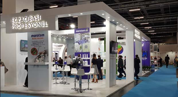 Eczacıbaşı Profesyonel inovatif ürünleriyle Interclean İstanbul'da