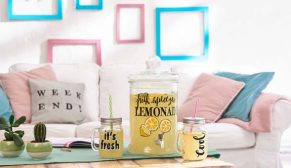 Edding'ten evinizi yaza hazırlayacak dekorasyon önerileri