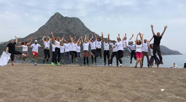 Edinburgh Dükü Uluslararası Ödül Programı Türkiye'de 15'nci yılını kutluyor