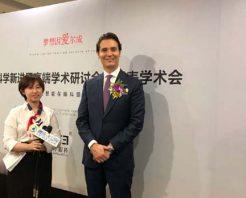 Türk doktordan Çinli meslektaşlarına göz sağlığı eğitimi