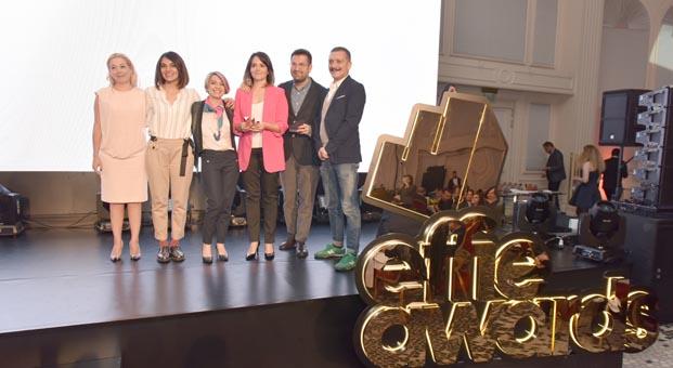 LAV ile Hep Yeni Bir Heyecan Kampanyası Effie Ödülü'nün sahibi oldu