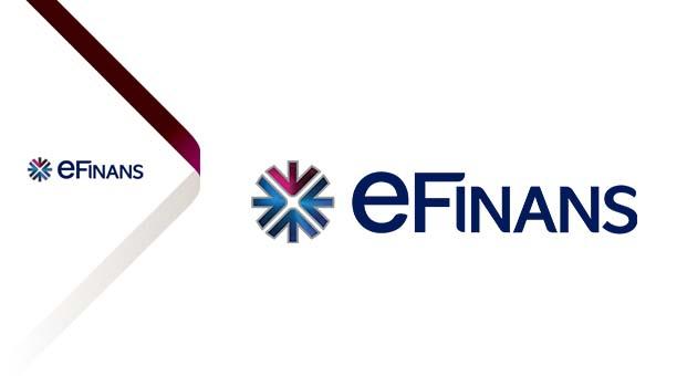 eFinans'a yeni kurumsal kimlik