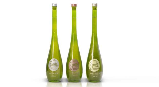 Egemden'e Avrupa'nın en prestijli yarışması London International Olive Oil Competitions'den 3 ödül