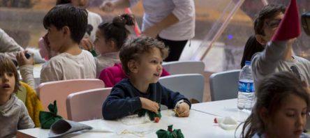Ege Perla'dan çocuklara yeni yıl hediyesi:Sihirli Çocuk Atölyeleri