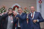 İbrahim Polat'ın memleketi Erzurum'da Ege Seramik rüzgarı