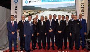 Ege Vitrifiye'den Endüstri 4.0 kapsamında 40 milyon TL'lik yeni yatırım