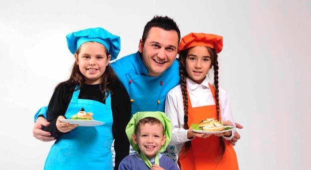 Çocuklar için 'Tatil Mutfakta' eğitimleri Ağustos ayında başlıyor