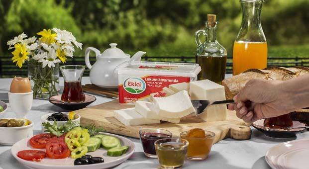 Ekici Peynirleri 10 milyon TL'lik yatırım ile kapasitesini artırdı