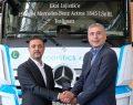 Ekol, filosunu çevre ve sürücü dostuMercedes-Benz Actros çekicilerle güçlendiriyor