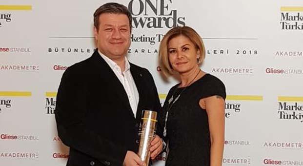 Ekol, The One Awards'ta lojistik sektör birincisi