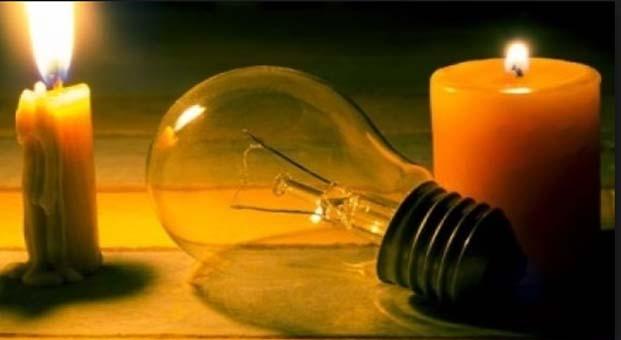 23 Kasım 2017 Ankara Nallıhan'da elektrik kesintisi