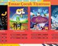 Emaar AVM Çocuk Karnavalı'nda tiyatro günleri başladı