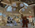 Yeni yıl kutlamaları Emaar Square Mall'da başladı