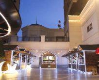 Emaar Square Mall'da ramazan coşkusu sahura kadar devam ediyor