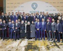 Konya'da 132 ailenin tapu heyecanı