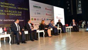 Eminevim Türkiye Gayrimenkul Sektörü ve deprem gerçeği ile Kentsel Dönüşüm Sempozyumudüzenledi