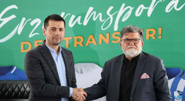 Eminevim- Erzurumspor arasında büyük işbirliği