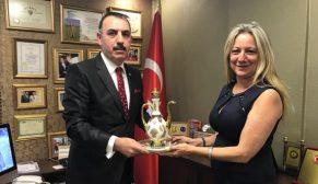 TEMFED öncülüğünde Türkiye ve Amerika'daki Türk emlakçılar arasında 'Emlak Köprüsü' kurulacak