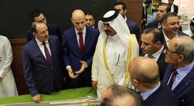Emlak Konut GYO Projeleri Katar'da uluslararası yatırımcılarla buluştu