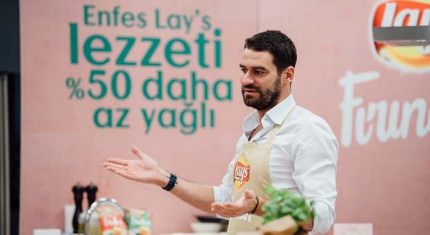 Lay's Fırından ile özel lezzetler yarattılar