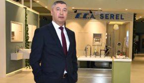 E.C.A.'nın 20 yıl garantili ürünleri ilk kez Unicera'da