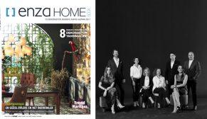 8 başarılı tasarımcıdan stil önerileri yeni Enza Home Book'ta