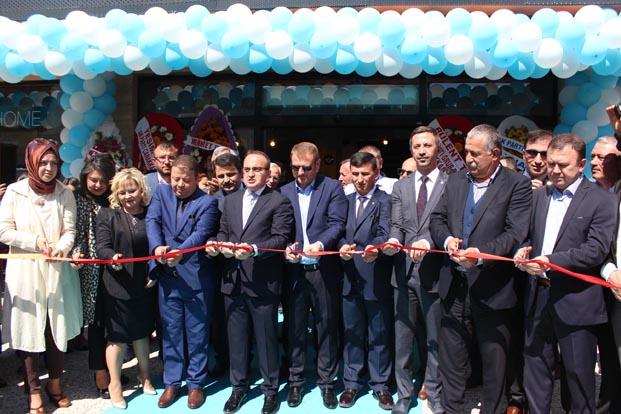 Yataş, Çanakkale'de ENZA Home Mağazası'nı açtı
