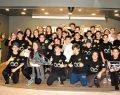 Vex Robotics Türkiye şampiyonu olan ERA KolejleriAmerika yolcusu