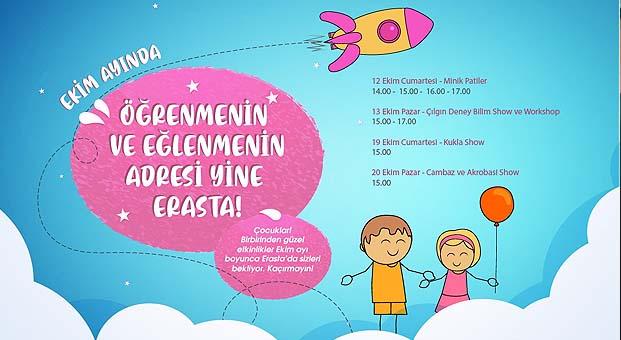 Erasta Edirne'den hayvan dostlarımıza özel 'Minik Patiler' etkinliği