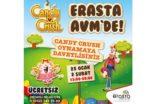 """Erasta Antalya sömestr tatilinde çocukları""""Candy Crush"""" oynamaya davet ediyor"""