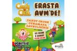 """Erasta Antalya sömestr tatilinde tüm çocukları""""Candy Crush"""" oynamaya davet ediyor"""