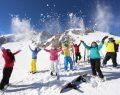 Erciyes'te mart kayağı başkadır