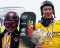 2017 Erciyes Snowboard Dünya Kupası'nın favori isimleri Sobolev ve Ledecka