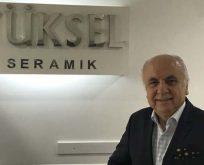 Yüksel Seramik'in Yeni Genel Müdürü Erol Hacıoğlu
